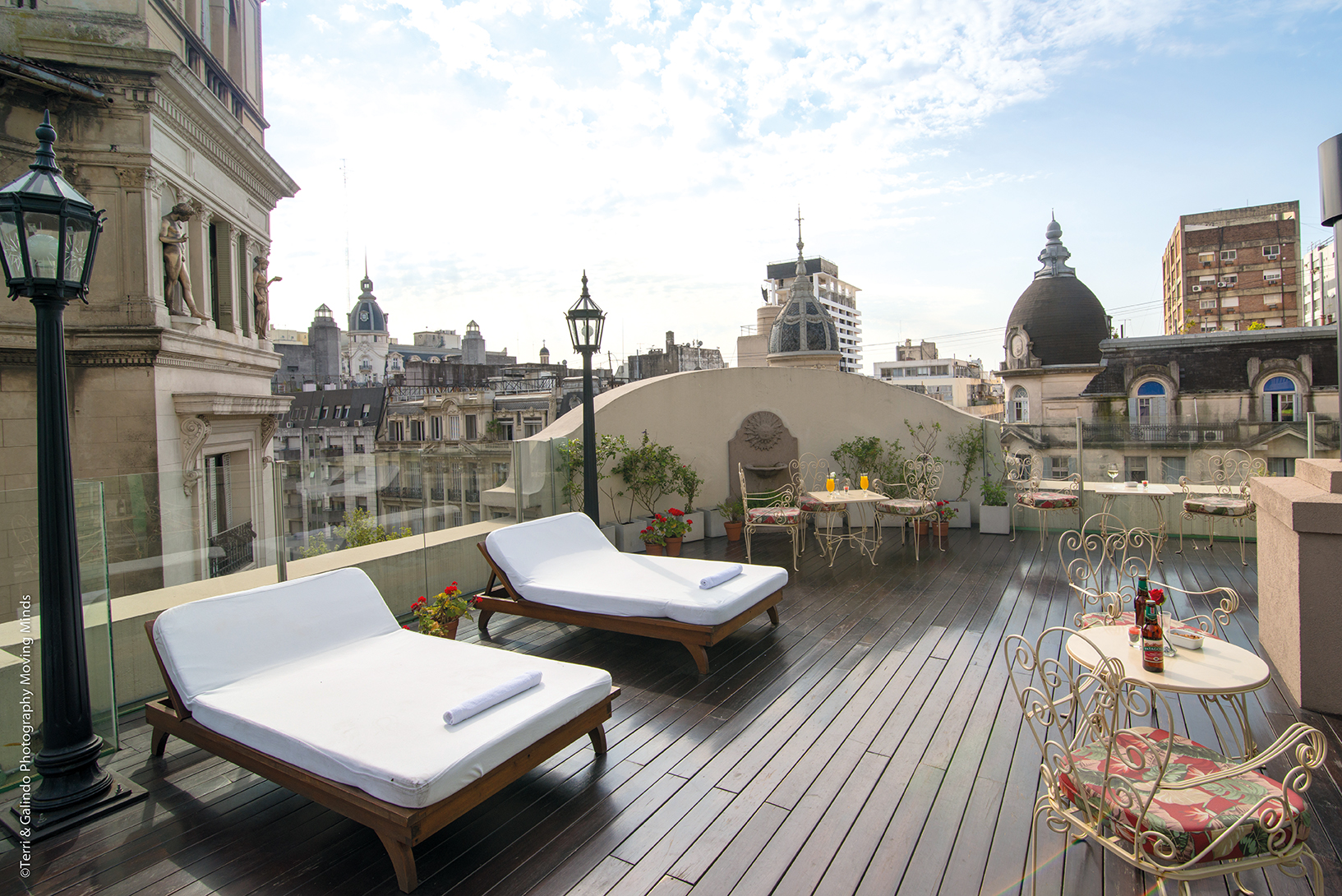 Las Rosas Www Lasrosas Com Ar Dome Roof Top Bar Al Tango